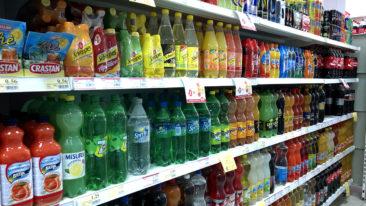 Le bevande del supermercato: un confronto sulla loro acidità / basicità